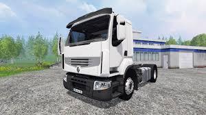 renault premium 2013 renault premium lander tow truck for farming simulator 2015