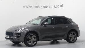 Porsche Macan Black Wheels - porsche macan s diesel pdk youtube