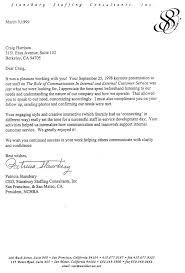 sample testimonial letter for business the letter sample
