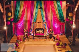 wedding home decorations indian collections of desi wedding decor wedding ideas