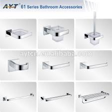 Simply Shabby Chic Bathroom Accessories by Stainless Steel Simply Hotel Luxury Bathroom Accessories Buy