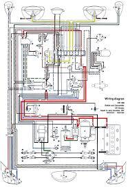 1969 vw beetle starter wiring diagram wiring diagram