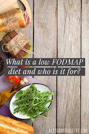 Map Diet Is A Low Fodmap Diet And Who Is It For A Less Irritable Life
