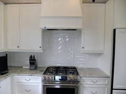 kitchen panels backsplash faux glass tile backsplash interior artistic with white kitchen