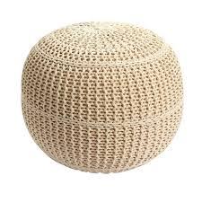 knitted pouf ottoman target knit pouf ottoman poufs and ottoman pouf cable knit pouf ottoman
