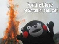 Kumamon Meme - kumamon satan free images