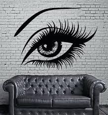 articles with custom vinyl wall murals uk tag vinyl wall mural nursery vinyl wall decals canada sexy beautiful female eye big eye lashes decor wall mural vinyl