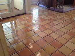 saltillo tile unique home depot staining mexican design ideas
