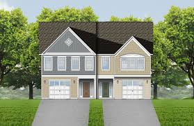 duplex homes duplex homes new homes west ocean city md west harbor village