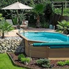 Above Ground Pool Design Ideas Exquisite Above Ground Pool Deck Surrounded With Grass Garden