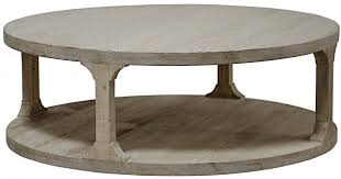 oval gray wash coffee table gray wash wood coffee table gray
