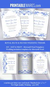 Invitation Cards Size Best 25 Wedding Invitation Templates Ideas On Pinterest Diy