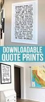 inspiring quotes for home decor inspirational