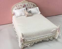 shabby chic bed etsy