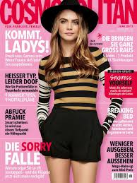 cosmopolitan delevingne cosmopolitan magazine germany june 2017 issue