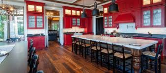 Red Kitchen Pics - chervin kitchens custom kitchens u0026 vanities