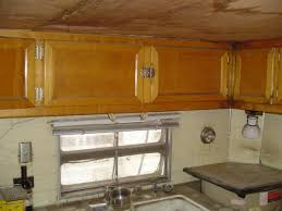 Trailer Kitchen Cabinets Duplex Vintage Trailer You Won U0027t Believe This Opportunity
