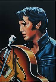what pop stars pop and rock stars has died this year top original oil painting elvis presley pop rock star art painting