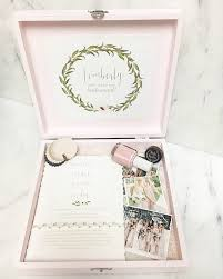 bridesmaid boxes 16 really pretty will you be my bridesmaid gift sets you to