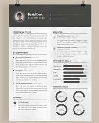 Professional Resumes Templates Free 30 Free Professional Resume Templates For Designers Xdesigns