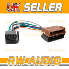 ford galaxy wiring harness connector stereo radio adaptor pc2