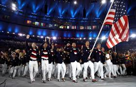 Flag Ceremony Meaning Olympics Three Thoughts On Rio U0027s Opening Ceremony Si Com