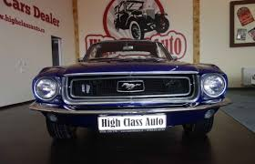 pret ford mustang ford mustang coupe 1967 for sale highclassauto ro