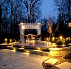 Affordable Landscape Lighting Affordable Canister Lighting Installation Peak Landscape Lighting