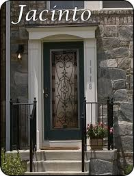 front glass doors for home wrought iron front entry glass doors the glass door store tampa