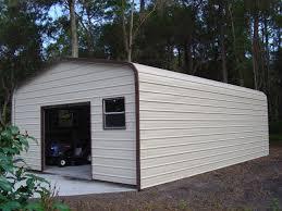 Garage With Carport Brandon Fl Carports Brandon Florida Steel Carports