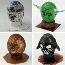 Easter Egg Decorating Ideas Space by 100 Creative Ways To Decorate Easter Eggs Chewbacca Easter And Egg