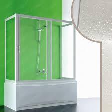 chiusura vasca da bagno box doccia it box doccia sopravasca 3 lati 70x180x70 cm in