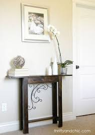 Corner Tables For Hallway 83 Best Entry Table Decor Images On Pinterest Home Ideas