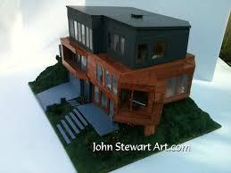 twilight cullen house twilight cullen s house scale miniature by johnstewartart on