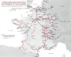 Le Havre France Map by France U0026 Paris Train Rail Maps