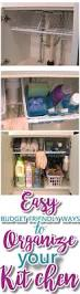 best ideas about space saving pinterest easy budget friendly ways organize your kitchen quick tips space saving tricks clever hacks organizing ideas