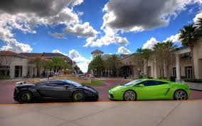 all black lamborghini do you prefer your lamborghini in black or green