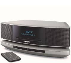audio speaker systems audio accessories qvc com bose wave soundtouch iv wireless music system e228096