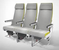 cabine de avec siège intégré siège pour cabine pour classe économique avec appui tête