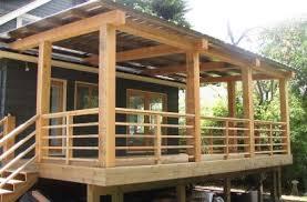 Patio Rails Ideas 71 Modern Front Porch Rails Design Ideas U2013 Modernhousemagz