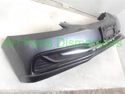 used honda civic 2013 2013 honda civic front bumper cover niq ahparts com used honda