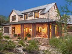 texas hill country floor plans hill country contemporary elevation house pinterest