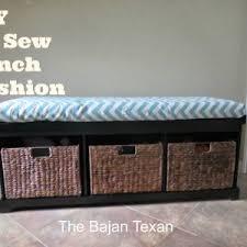 Window Seat Bench - create a window seat diy and make it look like million bucks photo