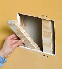 How To Sheetrock A Ceiling by Best 25 Drywall Repair Ideas On Pinterest Diy Repair Walls