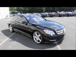mercedes cl550 coupe 2011 mercedes cl550 4matic start up exhaust and in depth