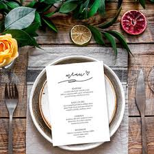 best menu templates products on wanelo