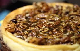 pecan pie thanksgiving pecan pie cheesecake u2013 the femme stop