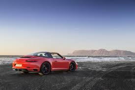 orange porsche convertible porsche 911 targa 4 gts lava orange the new 911 gts models