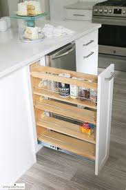 How To Organize A Kitchen Cabinet - kitchen cabinets organizers that keep the room clean and tidy