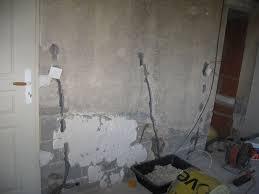 lambris pour chambre la construction de la chambre isolation du plafond et début du